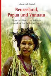 Neuseeland, Papua und Vanuatu Cover