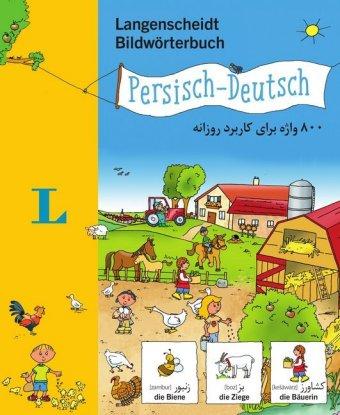 Langenscheidt Bildwörterbuch Persisch - Deutsch