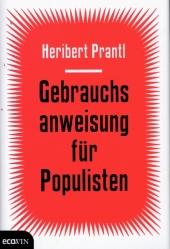 Gebrauchsanweisung für Populisten Cover