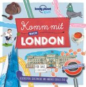 Lonely Planet Kids - Komm mit nach London Cover
