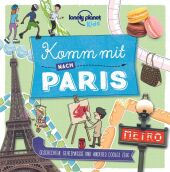 Lonely Planet Kids - Komm mit nach Paris Cover