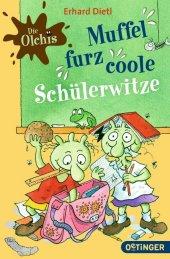 Die Olchis - Muffelfurzcoole Schülerwitze Cover