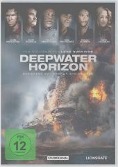 Deepwater Horizon, 1 DVD Cover