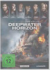 Deepwater Horizon, 1 DVD Cover