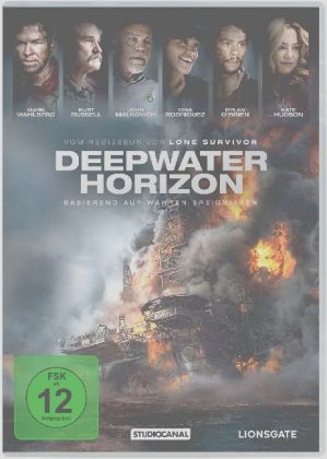 Deepwater Horizon, 1 DVD