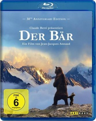 Der Bär, 1 Blu-ray (30th Anniversary Edition)