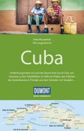 DuMont Reise-Handbuch Reiseführer Cuba Cover