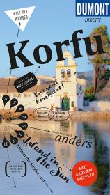 DuMont direkt Reiseführer Korfu Cover