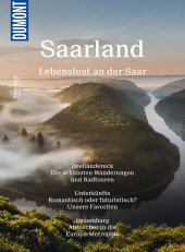 DuMont BILDATLAS Saarland Cover