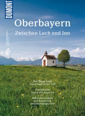DuMont BILDATLAS Oberbayern Cover