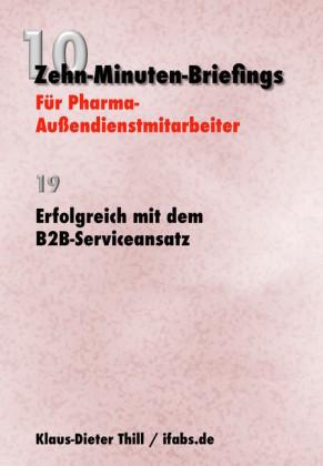 Erfolgreich mit dem B2B-Serviceansatz