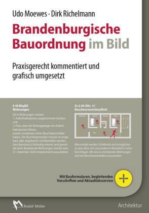 Brandenburgische Bauordnung im Bild - E-Book (PDF)