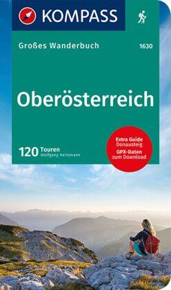 KOMPASS Großes Wanderbuch Oberösterreich