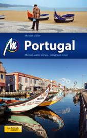 Portugal Reiseführer, m. 1 Karte