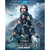 Rogue One - A Star Wars Story, 1 Blu-ray