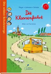 Die wilden Schulzwerge - Die Klassenfahrt Cover