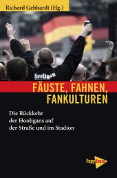 Fäuste, Fahnen, Fankulturen Cover