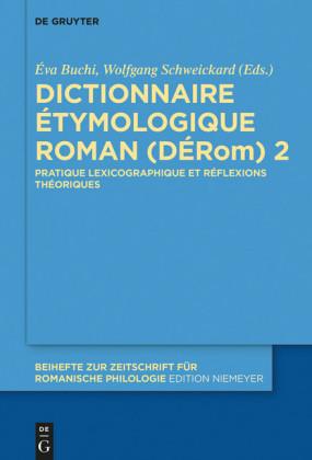 Dictionnaire Étymologique Roman (DÉRom) 2