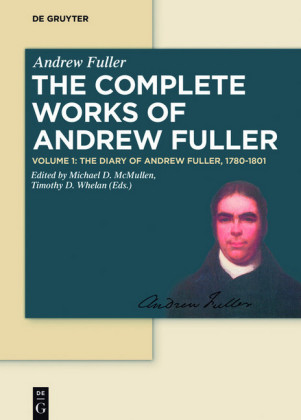 The Diary of Andrew Fuller, 1780-1801
