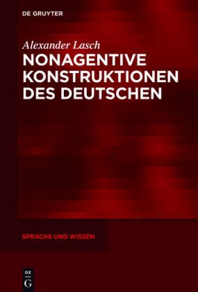 Nonagentive Konstruktionen des Deutschen