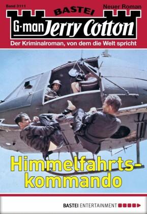 Jerry Cotton - Himmelfahrtskommando