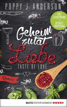 XXL-Leseprobe: Taste of Love - Geheimzutat Liebe