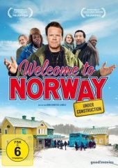 Welcome To Norway, 1 DVD Cover