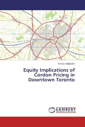 Equity Implications of Cordon Pricing in Downtown Toronto