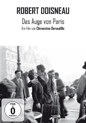 Robert Doisneau - Das Auge von Paris, 1 DVD (französisches OmU)