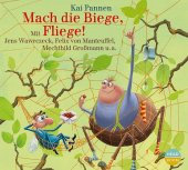 Mach die Biege, Fliege!, 2 Audio-CDs Cover