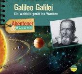 Galileo Galilei, Audio-CD Cover