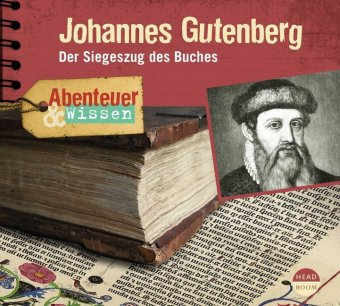 Johannes Gutenberg, 1 Audio-CD, 7