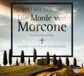 Die Morde von Morcone, 5 Audio-CDs Cover