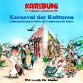 Karneval der Kulturen. Lateinamerikanische Lieder und Geschichten für Kinder, 1 Audio-CD Cover