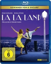 La La Land, 1 Blu-ray Cover