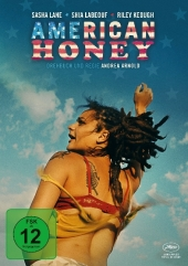 American Honey, 1 DVD Cover