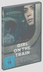 Girl on the Train, 1 DVD Cover