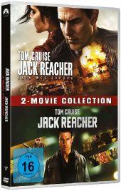 Jack Reacher: Kein Weg zurück, 1 DVD Cover