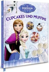 Disney Die Eiskönigin völlig unverfroren - Cupcakes und Muffins Cover