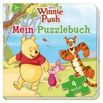 Disney Winnie Puuh - Mein Puzzlebuch