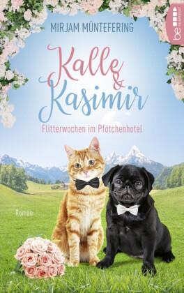 Kalle und Kasimir - Flitterwochen im Pfötchenhotel