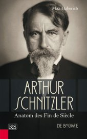 Arthur Schnitzler Cover