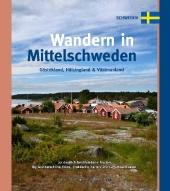 Wandern in Mittelschweden (Gästrikland, Hälsingland und Västmanland) Cover