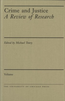 Crime and Justice, Volume 44