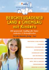 Berchtesgadener Land & Chiemgau mit Kindern Cover