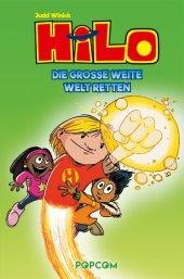 Hilo - Die große weite Welt retten Cover