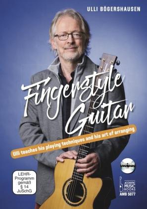 Fingerstyle Guitar, m. DVD-ROM