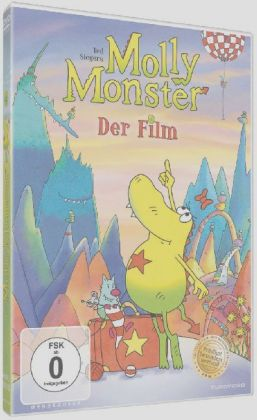 Molly Monster, Der Kinofilm, 1 DVD