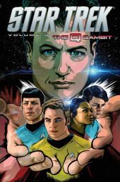 Star Trek Comicband 14: Die neue Zeit 8