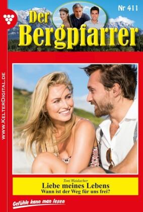 Der Bergpfarrer 411 - Heimatroman